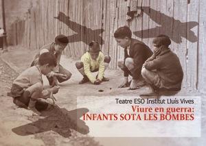 Infants sota les bombes